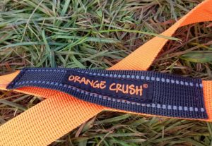 Zuggeschirr X back Orange Crush